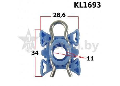 KL1693