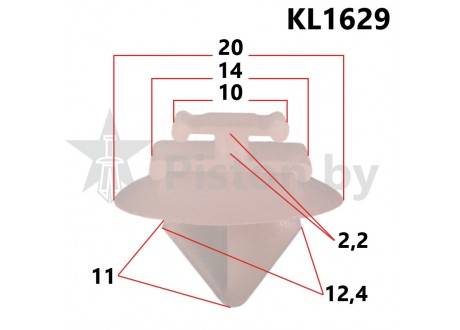 KL1629