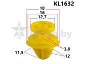 KL1632