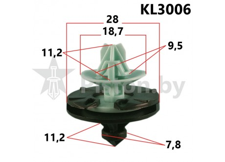 KL3006