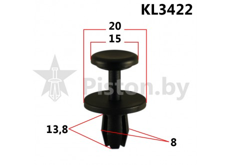 KL3422
