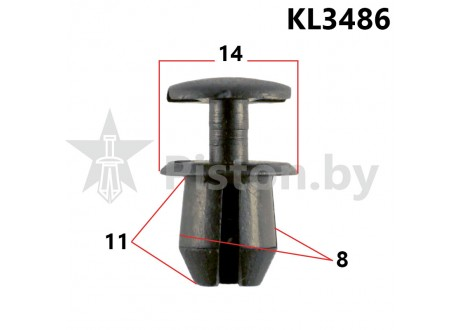 KL3486