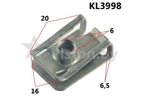 KL3998